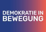 Logo Demokratie in Bewegung