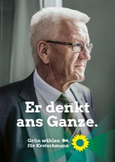 Wahlkampagnen Zur Landtagswahl 2021 In Baden Wurttemberg