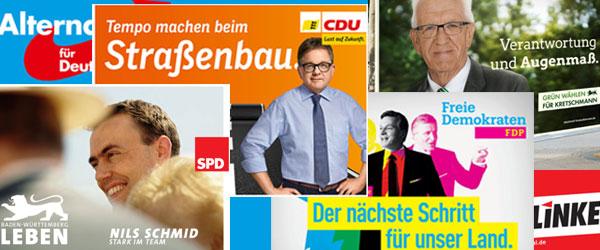 Wahlkampagnen