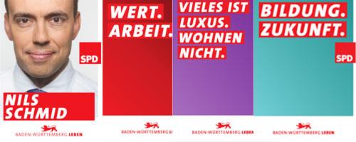 Spd Wahlplakate